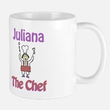 Juliana - The Chef Mug