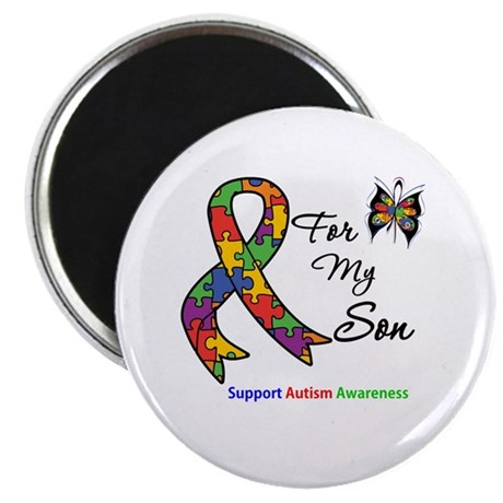 Autism Support Son Magnet