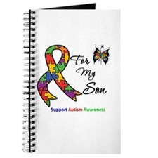 Autism Support Son Journal