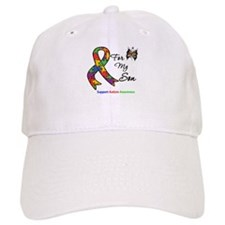 Autism Support Son Baseball Cap