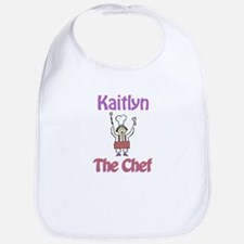 Kaitlyn - The Chef Bib