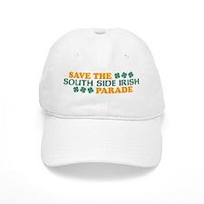 Save The South Side Irish Parade Baseball Cap