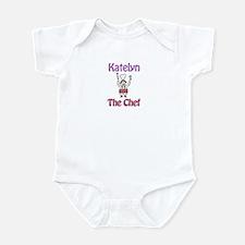 Katelyn - The Chef Infant Bodysuit