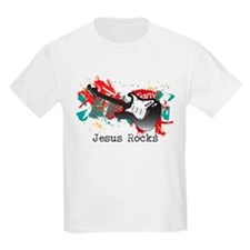 Jesus Rocks T-Shirt