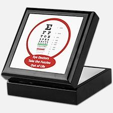 Vision Keepsake Box