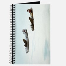 B-24 and B-17 Flying Journal