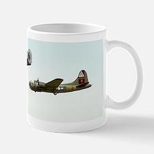 B-24 and B-17 Flying Mug