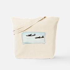B-24 and B-17 Flying Tote Bag