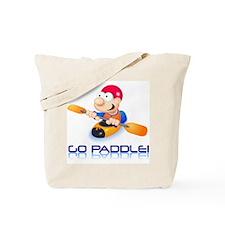 Go Paddle! Tote Bag