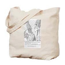 Daedalus and Icarus (Ovid) Tote Bag