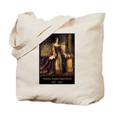 Victoria Regina Tote Bag
