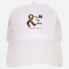Autism Support Hero Baseball Baseball Cap