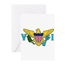 Virgin Island Greeting Cards (Pk of 10)