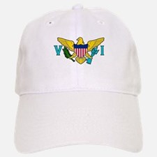 Virgin Island Baseball Baseball Cap