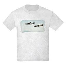 B-24 and B-17 Flying T-Shirt