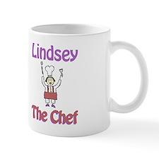 Lindsey - The Chef Mug