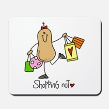 Shopping Nut Mousepad