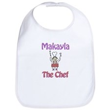 Makayla - The Chef Bib