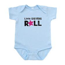 Little Sisters Roll Onesie