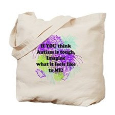 Kids allergy Tote Bag