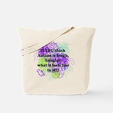 Unique Kids allergy Tote Bag