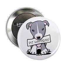 """Pit Happens 2.25"""" Button (100 pack)"""