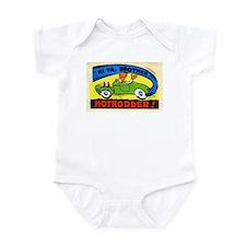 Cool Rockabilly Infant Bodysuit