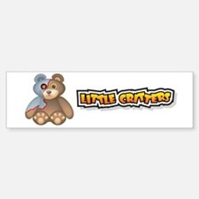 Little Critters Bumper Bumper Bumper Sticker