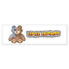 Little Critters Bumper Bumper Sticker