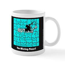 The Missing Piece? Mug Turquoise