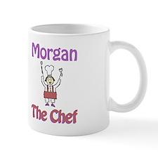 Morgan - The Chef Mug
