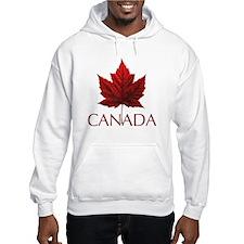 Canada Souvenir Hoodie Maple Leaf Hoodi