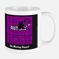 The Missing Piece? Mug Purple