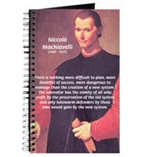 Political Theory: Machiavelli Journal
