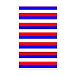 Striped Vertical E-Cig Skin