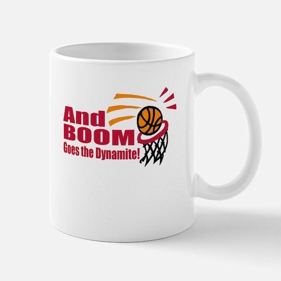 And Boom Goes the Dynamite Mug