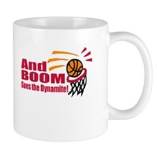 And Boom Goes the Dynamite Small Mug