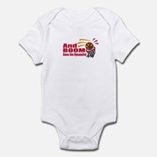 And Boom Goes the Dynamite Infant Bodysuit
