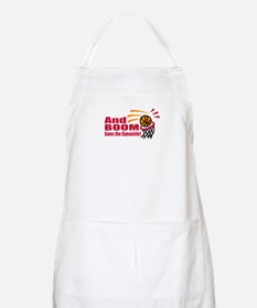 And Boom Goes the Dynamite BBQ Apron