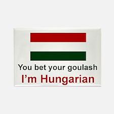 Hungarian Goulash Rectangle Magnet