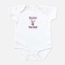 Rachel - The Chef Infant Bodysuit