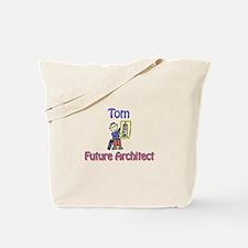 Tom - Future Architect Tote Bag