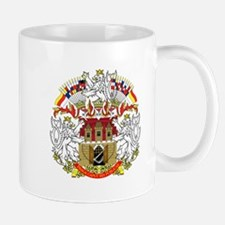 Prague Coat of Arms Mug