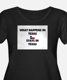 What Happens In TEXAS Stays There T