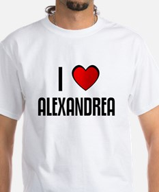 I LOVE ALEXANDREA Shirt