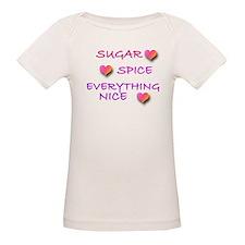 Sugar Spice Everything Nice Tee