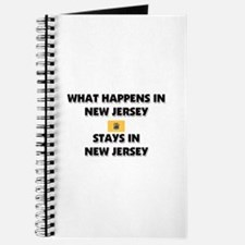 What Happens In NEW JERSEY Stays There Journal