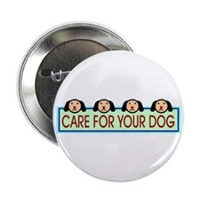 Dog Lovers Button