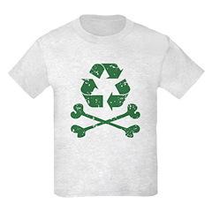 Recycling Pirate T-Shirt