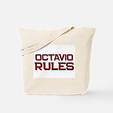 octavio rules Tote Bag